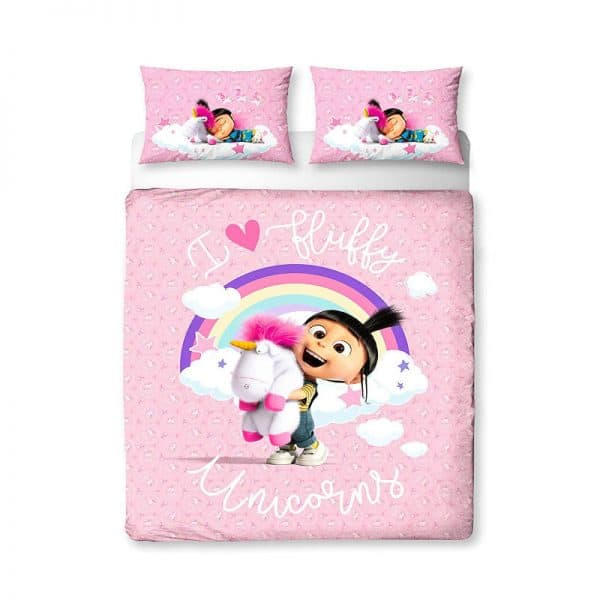 Despicable Me Daydream Double Duvet Cover Front