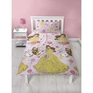Disney Princess Royal Single Duvet Cover Front