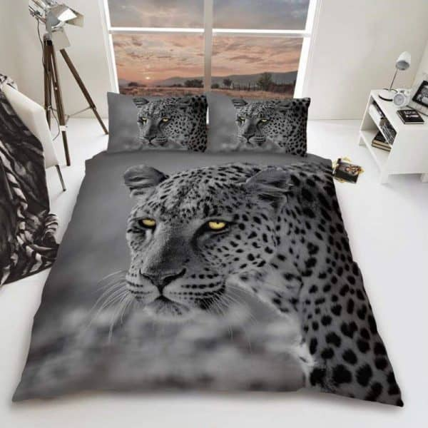 Funda Nórdica Leopardo