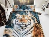 Tiger King Duvet Cover