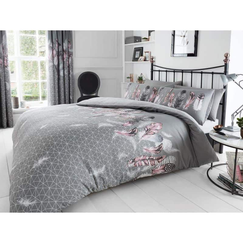Feathers Super King Duvet Cover Jmd Online