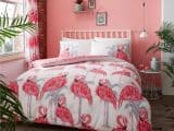 Flamingo Double Duvet Cover