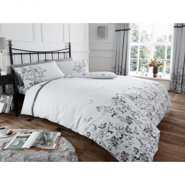 Maria Duvet Cover Grey