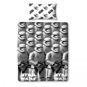 Star Wars Awaken Single Duvet Cover Front
