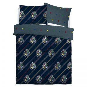 Harry Potter House Colours Double Duvet Cover