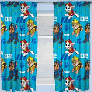 Paw Patrol Spy Curtains