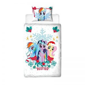 My Little Pony Holly Single Duvet Cover Front
