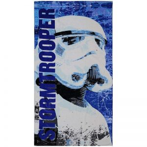 Star Wars Towel Stormtrooper White