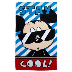 Mickey Mouse Shades Cotton Towel