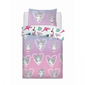 Disney Princess Nap Queen Enkelt Duvet Cover