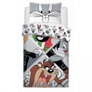 Looney Tunes Looney Crew Single Duvet Cover