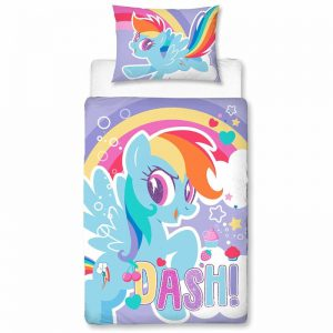 Funda nórdica My Little Pony Crush Junior