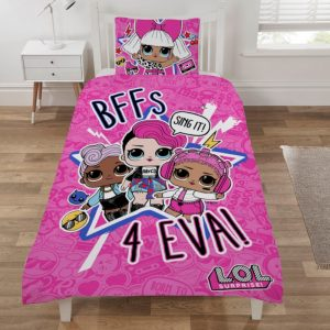 LOL Surprise Sjung Det Enkelt Duvet Cover Set
