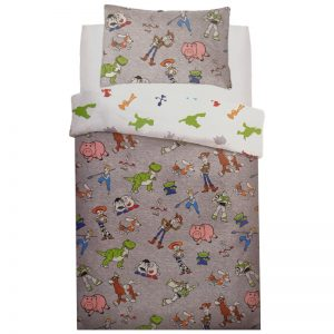 Toy Story 4 Leker er tilbake i Town Single Duvet Cover