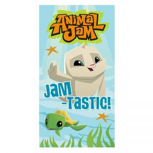 Animal Jam Jamtastic Towel