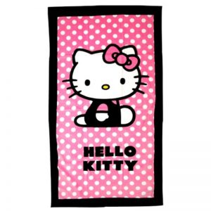 Hallo Kitty handdoek
