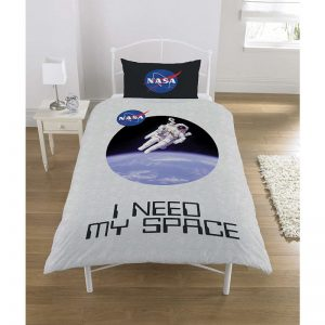 ISA I Need My Space Single Duvet Cover Front