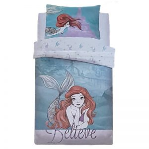 Housse De Couette Single Mermaid Believe