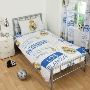 Funda nórdica Parche Real Madrid