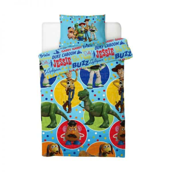 Toy Story 4 Single Duvet Cover Polyester