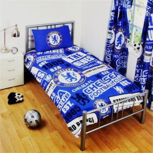 Chelsea Patch Single Duvet Cover