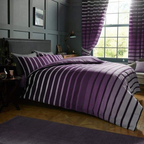 GC Oscar Duvet Cover Purple