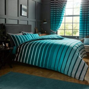 GC Oscar Duvet Cover Teal