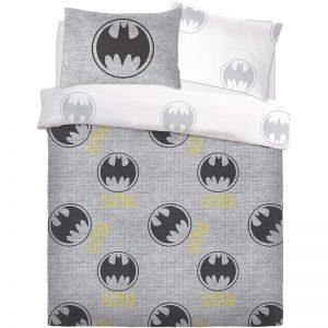 Batman Logo Double Duvet Cover Front