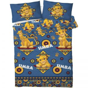 Funda nórdica Doble Disney Lion King Simba