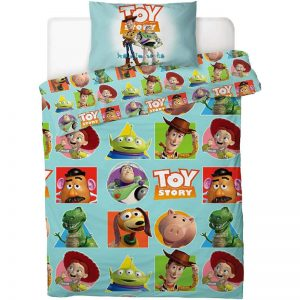 Toy Story 4 Patch Single Duvet Cover