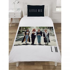 Little Mix LM5 Funda nórdica individual delantera