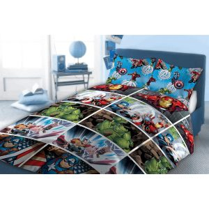 Marvel Avengers Double Duvet Cover