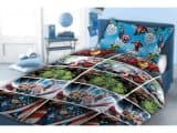 Marvel Avengers Single Duvet Cover