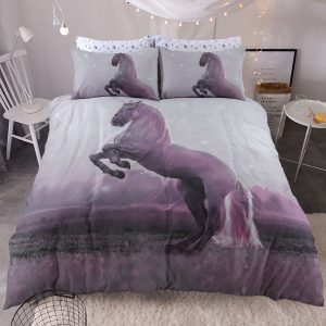 Pieridae 3D Magical Unicorn Duvet Cover Set