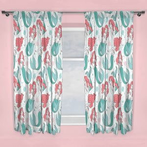 Cortinas Oceanic Princesa Disney