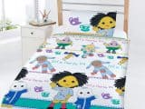Moon And Me Junior Duvet Cover