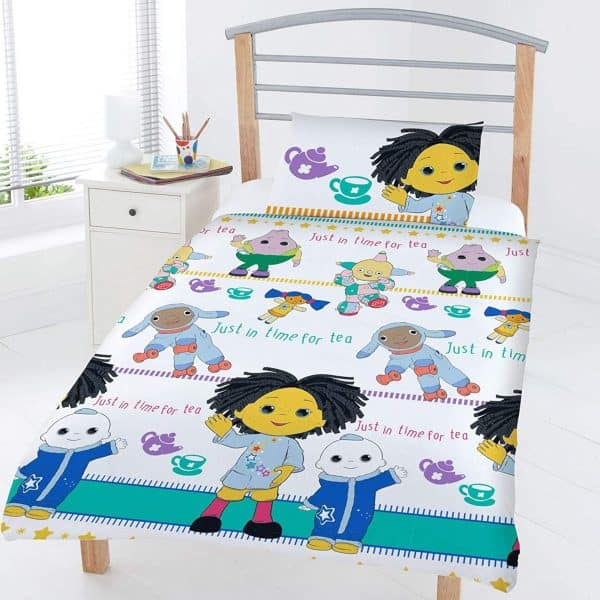 Moon And Me Junior Duvet Cover Front