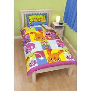 Moshi Monsters Monster Enkelt dynetrekk