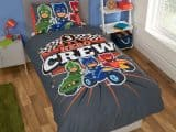 PJ Masks Hero Crew Single Duvet Cover