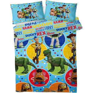 Toy Story Roar Double Duvet Cover
