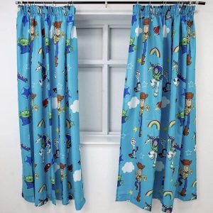 Disney Toy Story Roar Curtains