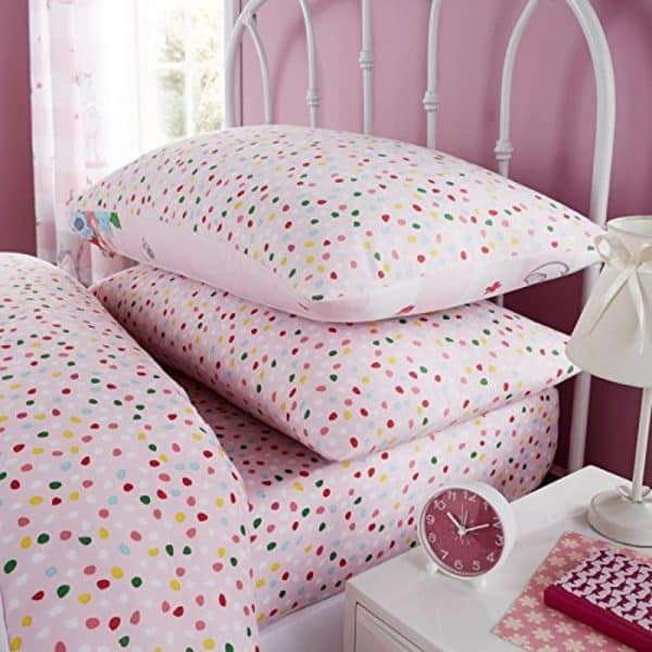 GC Young Uns Oh Deer Fitted Sheet
