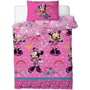 Minnie Mouse Cute Single Duvet Cover
