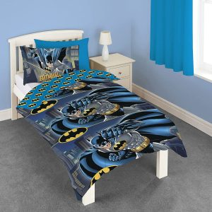 Shows The Batman Single Duvet Cover