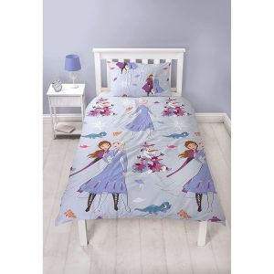 Disney Frozen 2 Cherish Single Duvet Cover Front